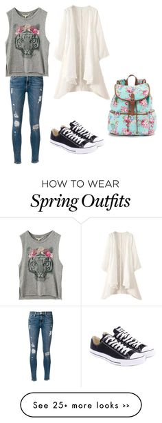 """Spring outfit!!"" by janebrairton on Polyvore"