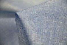 Capri Blu Body - Voile - Cotton/Silk - Tessuti Fabrics - Online Fabric Store - Cotton, Linen, Silk, Bridal