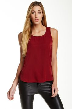 Side Wrap Tank by Ro & De on @nordstrom_rack