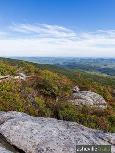 Hike to exceptional views at Rough Ridge on the Blue Ridge Parkway at Grandfather Mountain