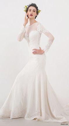 Anny Lin Wedding Dresses 2016