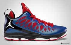 CP3 VI Chris Paul Jordan Clippers Basketball Shoes