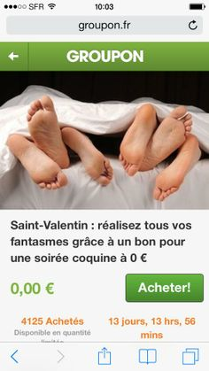 #groupon #saintvalentin