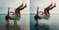 Before and After Levitation Photos Plus Tips and Tricks
