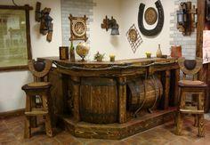 Barrel Furniture, Art Furniture, Furniture Design, Cafe Design, House Design, Modern Restaurant, Restaurant Interior Design, Pub Decor, Home Decor