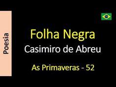 Casimiro de Abreu - 52 - Folha Negra