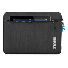 "Thule 15"" Stravan Sleeve for MacBook Pro/MacBook Pro with Retina Display - Apple Store (U.S.) also holds an iPad."