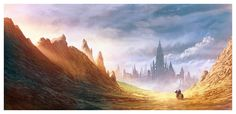 City of Dawn by ~ReneAigner on deviantART
