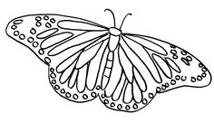 hearts and butterflies coloring page free printable - 800×463
