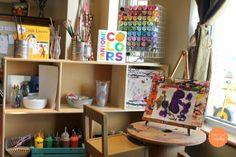 Atelier Ideas l Fairy Dust Teaching #atelier #art #reggioinspired
