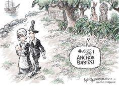 Anchor babies