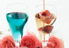 Cocktails au ChampagneVoir la recette des Cocktails au Champagne >>