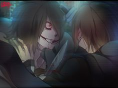 jeff the killer and homicidal liu by gatanii69.deviantart.com on @DeviantArt