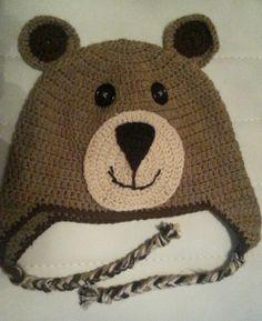 handmade crochet hat Crochet Ideas, Crochet Hats, Bellisima, Beanie, Knitting, How To Make, Handmade, Craft, 1st Grades
