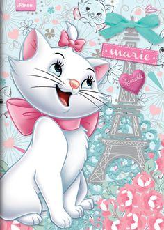 🎀'Marie' from Aristocats Gatos Disney, Disney Cats, Disney Mickey Mouse, Disney Pixar, Mickey Mouse Wallpaper, Cartoon Wallpaper, Disney Wallpaper, Nickelodeon Cartoons, Disney Cartoons