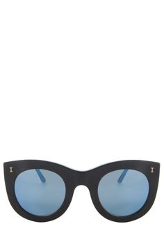 Boca Cateye Sunglasses By ILLESTEVA @ http://www.boutique1.com/