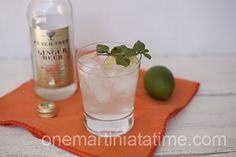 my new fave drink- moscow mule recipe with fever tree