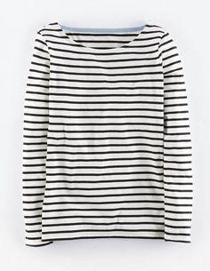 Bretonshirt mit Langarm