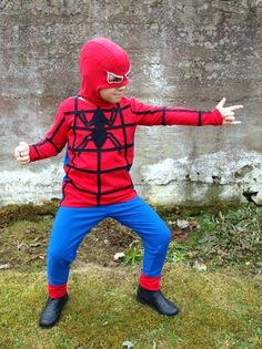 Spiderman kostým / costume