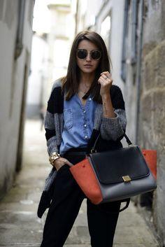 Mezclilla: Sigue siendo tendencia para lucir a la moda.