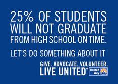 Help kids graduate!
