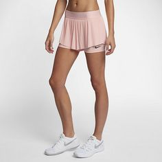 NikeCourt Flex Maria Women's Tennis Shorts. I have these and they are the most comfortable pair of shorts I own, and plus they are beautiful
