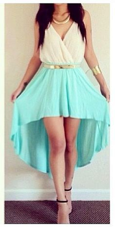 Cute dresses on Pinterest | High Low Dresses, High Low and Light ...