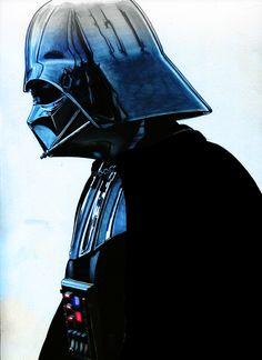 Darth Vader by Corbyn S. Kern