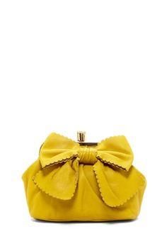 RED Valentino Mini Framed Shoulder Bag