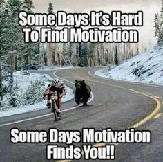 Some Days it's hard to find motivation | Cathaha