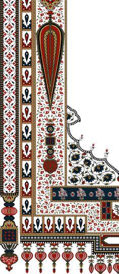 Textile Pattern Design, Baroque Pattern, Textile Patterns, Textile Prints, Pattern Art, Islamic Motifs, Islamic Art, Rose Sketch, Spider Art
