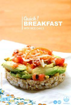 Quick Breakfast Rice