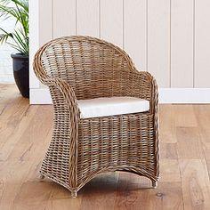 My Favorite Kubu Rattan Dining Chairs | Rattan dining chairs, Rattan ...