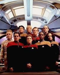 Watch Star Trek: Voyager Season 1 now on your favorite device! Enjoy a rich lineup of TV shows and movies included with your Prime membership. Star Trek Enterprise, Star Trek Voyager, Star Trek Series, Tv Series, Fiction Movies, Science Fiction, Jennifer Lien, Robert Picardo, Watch Star Trek