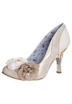 MRS LOWER - Zapatos de novia - white