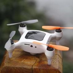 A Tiny Selfie Drone You Don't Need To Register With TheFAA