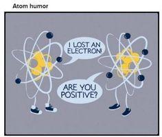 Atom Puns