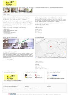 Kreativ Küchen, Lörrach-Brombach, Küchenbau, Küchen, Schreinerei