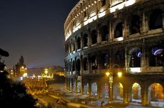 Colosseum by Night Walking Tour: Undergrounds and Arena Admire the Colosseum under a different light, thanks to this 1.5-hour original night walking tour. Skip all lines at the entrance and explore areas generally closed during the daytime tours. Visit the underground levels for a more fascinating experience.Visit the Colosseum, also known as the Flavian Amphitheatre, at night for a special and unforgettable tour.Take the most complete walking tour of the Colosseum, which inc...