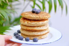 Pancakes healthy - 1