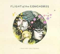 Flight of the Conchords - I Told You I Was Freaky, Blue