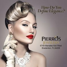 Come Experience Sophistication. #PierrosDiamonds