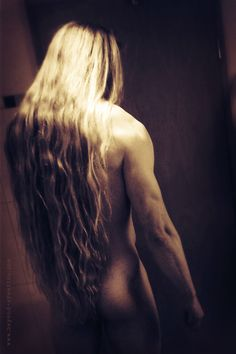 Long hair & wow!