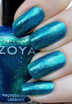 Les ongles de Zaz: Ongles du jour/NOTD... Zoya Charla