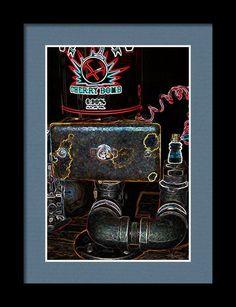 The Bomb Framed Print By Marnie Patchett