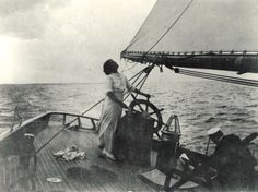 the lifeboat, by Charlotte Rogan