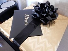 Gold Glitz and Glamour gift