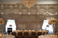 WedLuxe– Vanessa & Danny   Photography by: Jasalyn Thorne Photographers Follow @WedLuxe for more wedding inspiration!