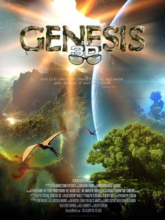 Checkout the movie Genesis Movie on Christian Film Database: http://www.christianfilmdatabase.com/review/genesis-3d-movie-film-series-chapters-1-2-3/