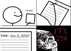 Every year.